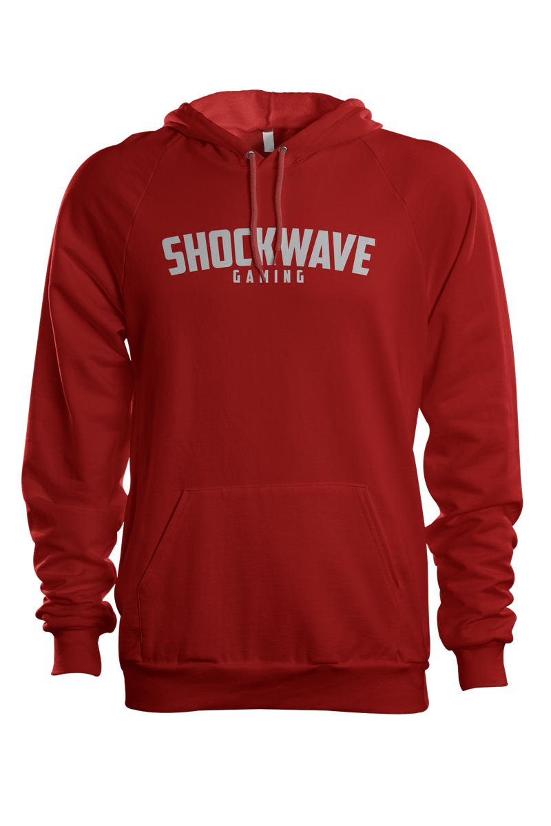Shockwave Text Hoodie