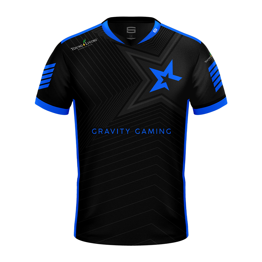 Gravity Gaming 2019 Pro Jersey