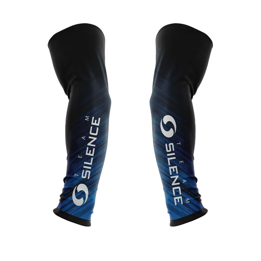 Team Silence Elite Compression Sleeves