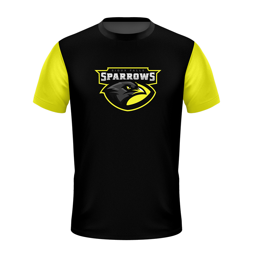 Sioux Falls Sparrows Performance Shirt