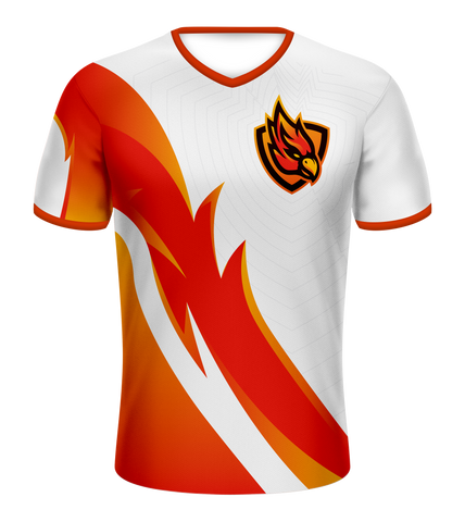 Sizzle White Jersey