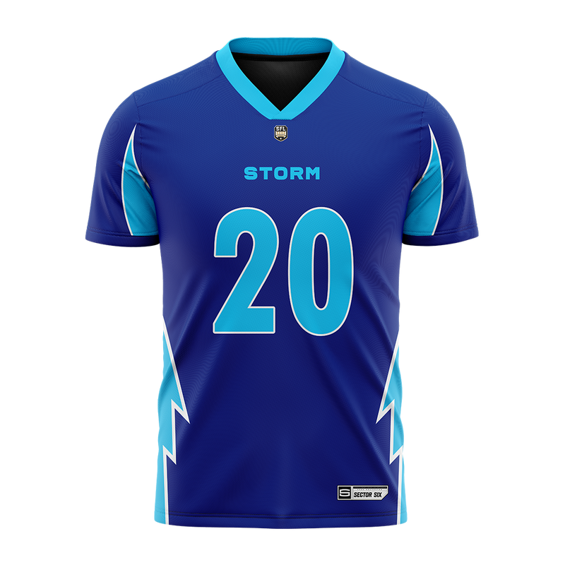 Florida Storm Replica Football Jersey