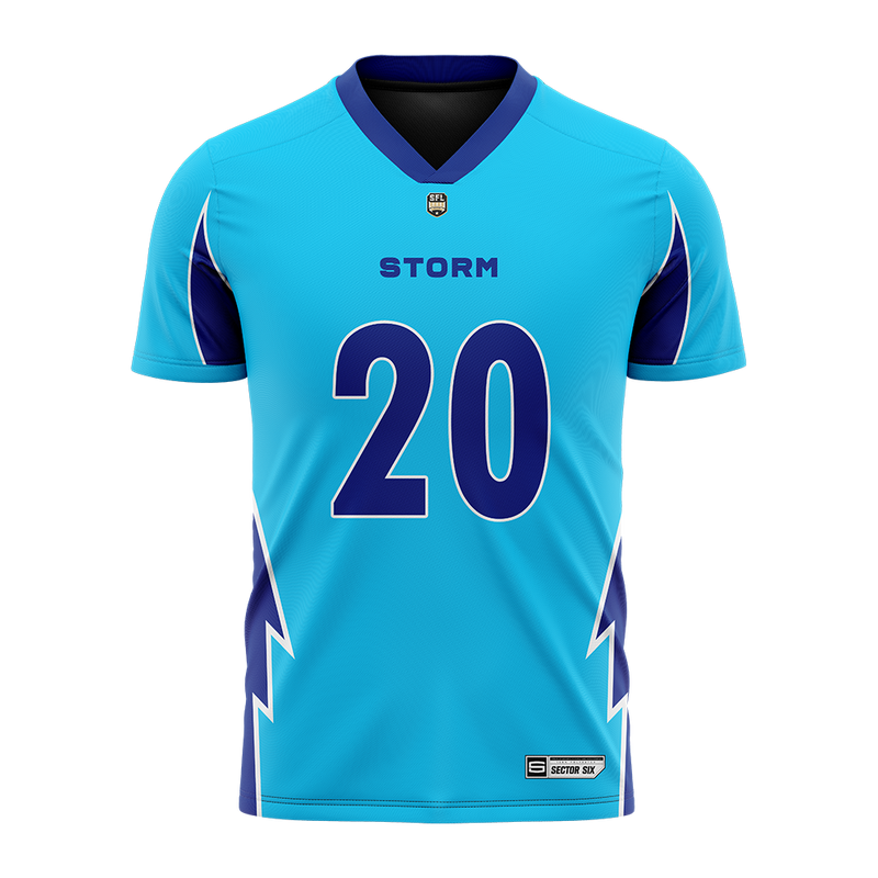 Florida Storm Alternate Replica Football Jersey