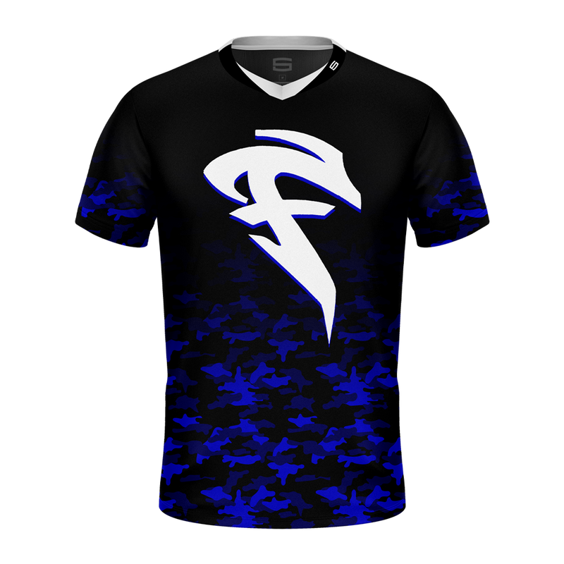 Team Floral Pro Jersey