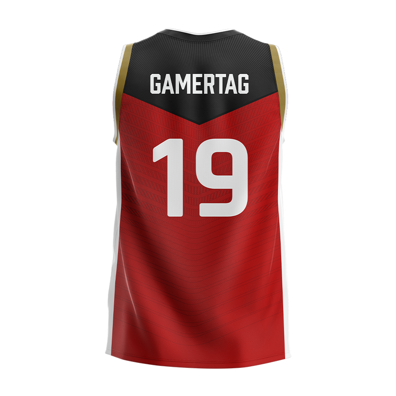Top5 Basketball Jersey