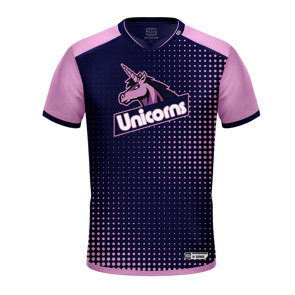 Unicorns S3 VI Series Jersey