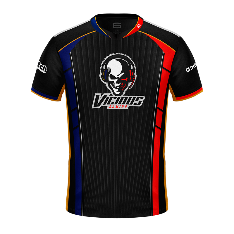Vicious Gaming Pro Jersey