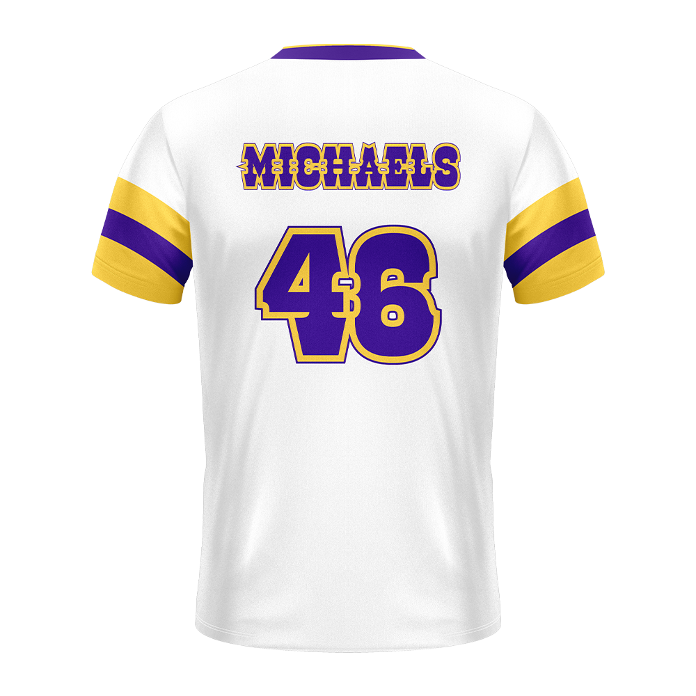 SMB3 - Wildpigs - MICHAELS Baseball Jersey