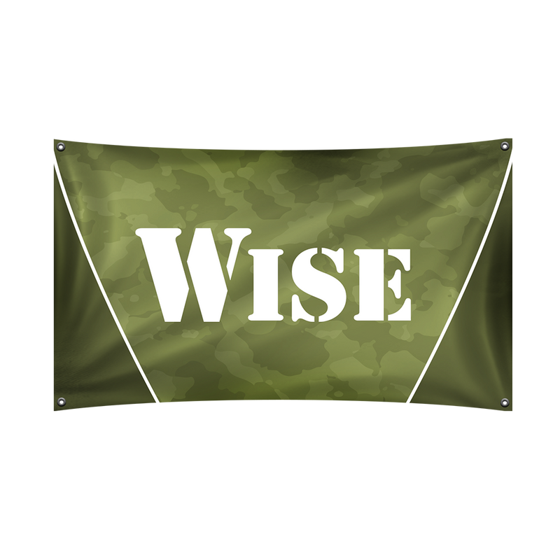 WISE Gaming Flag