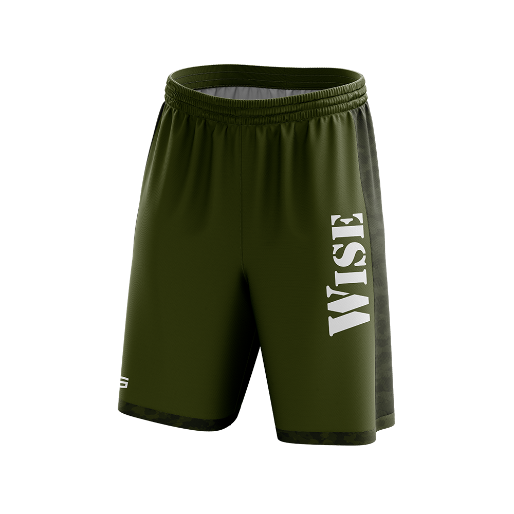 WISE Gaming Shorts