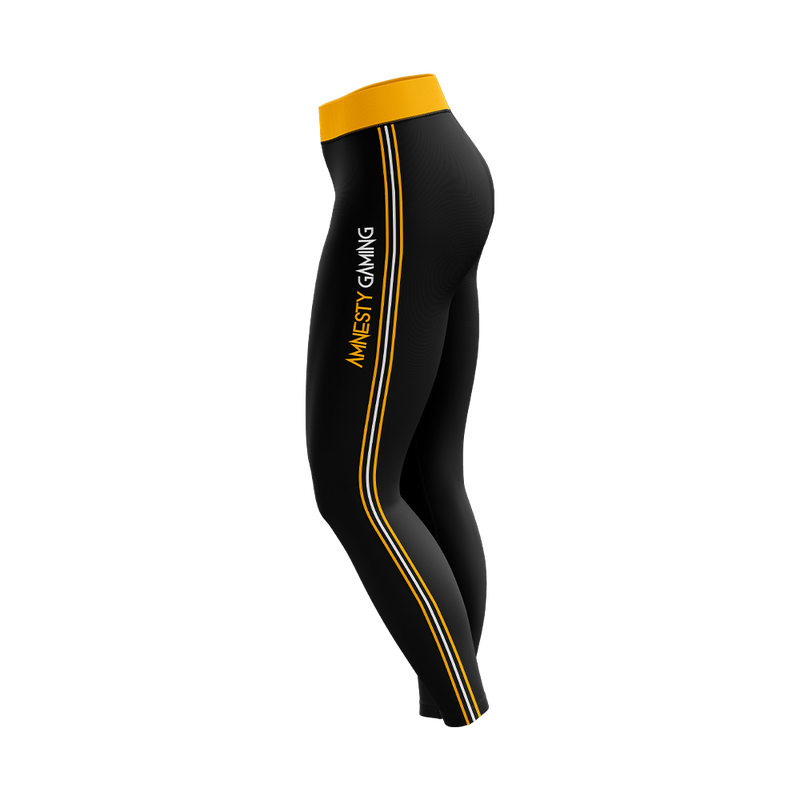 Amnesty Gaming Yoga Pants