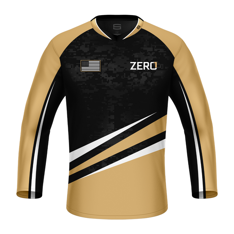 Zer0 Sector Long Sleeve Pro Jersey