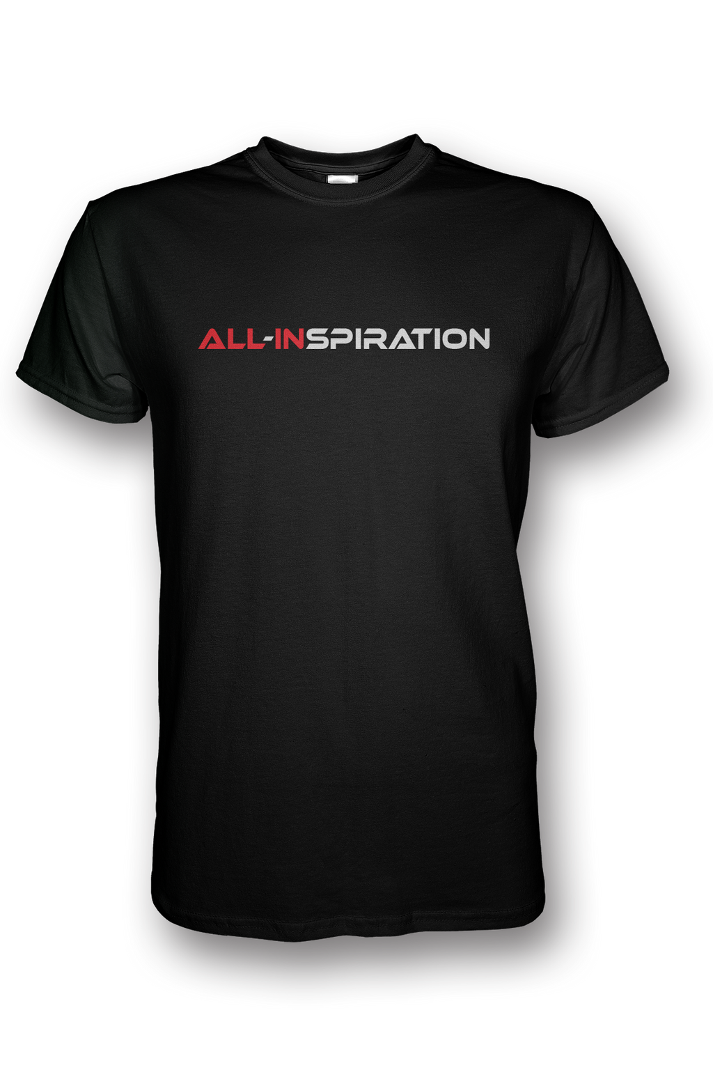 All-Inspiration Text T-Shirt