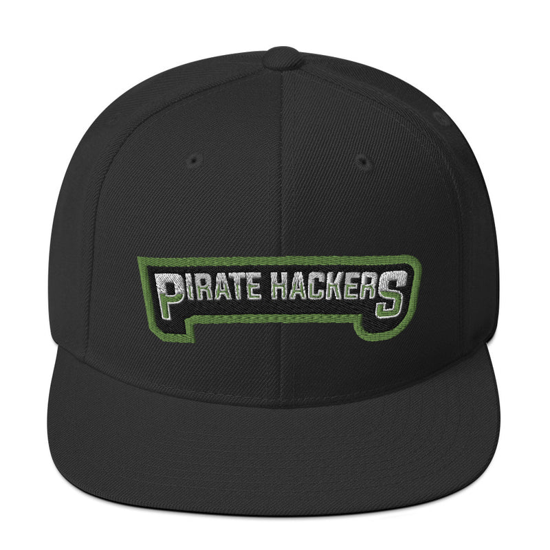 Pirate Hackers Snapback