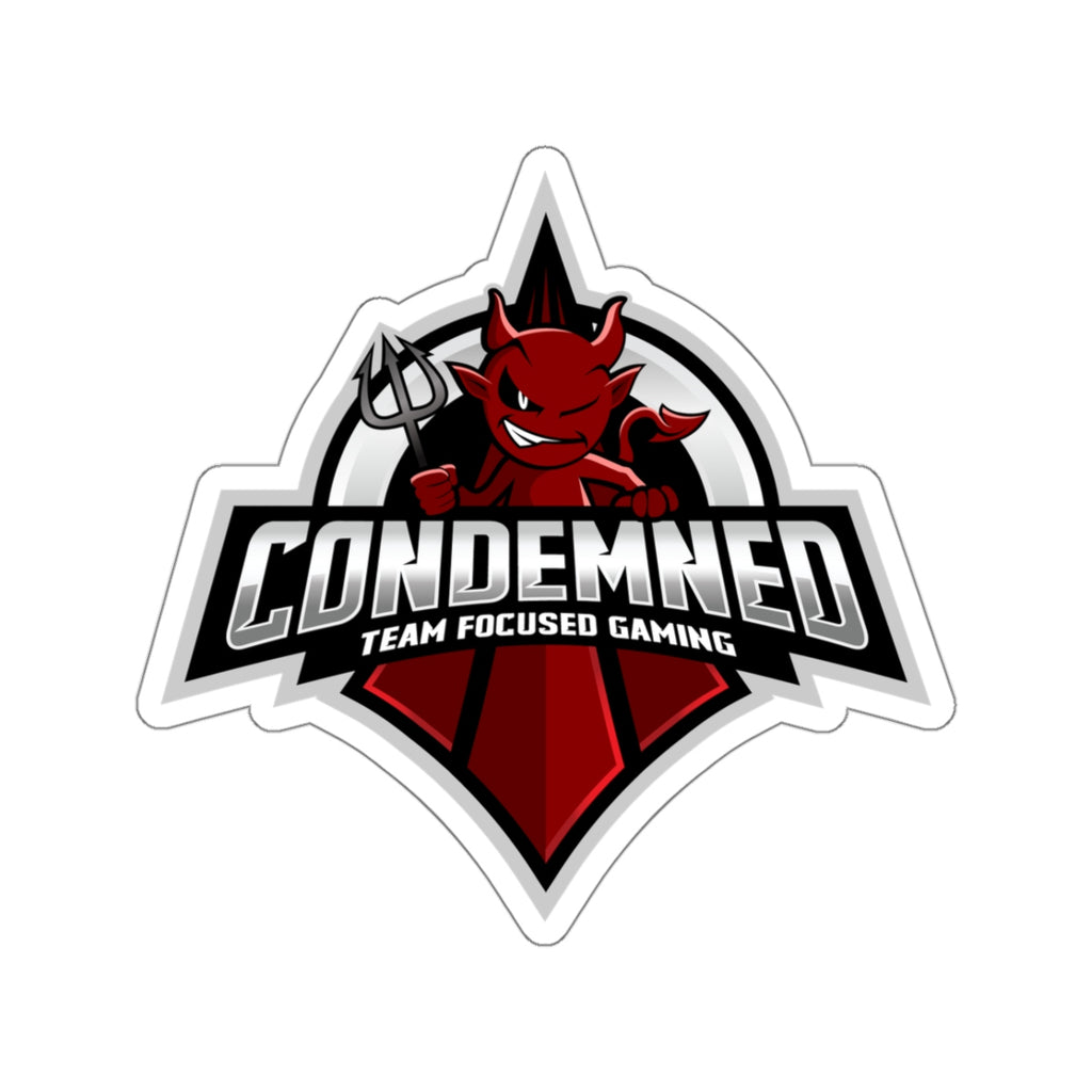 Condemned Sticker