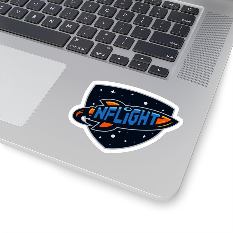 NFlight Stickers