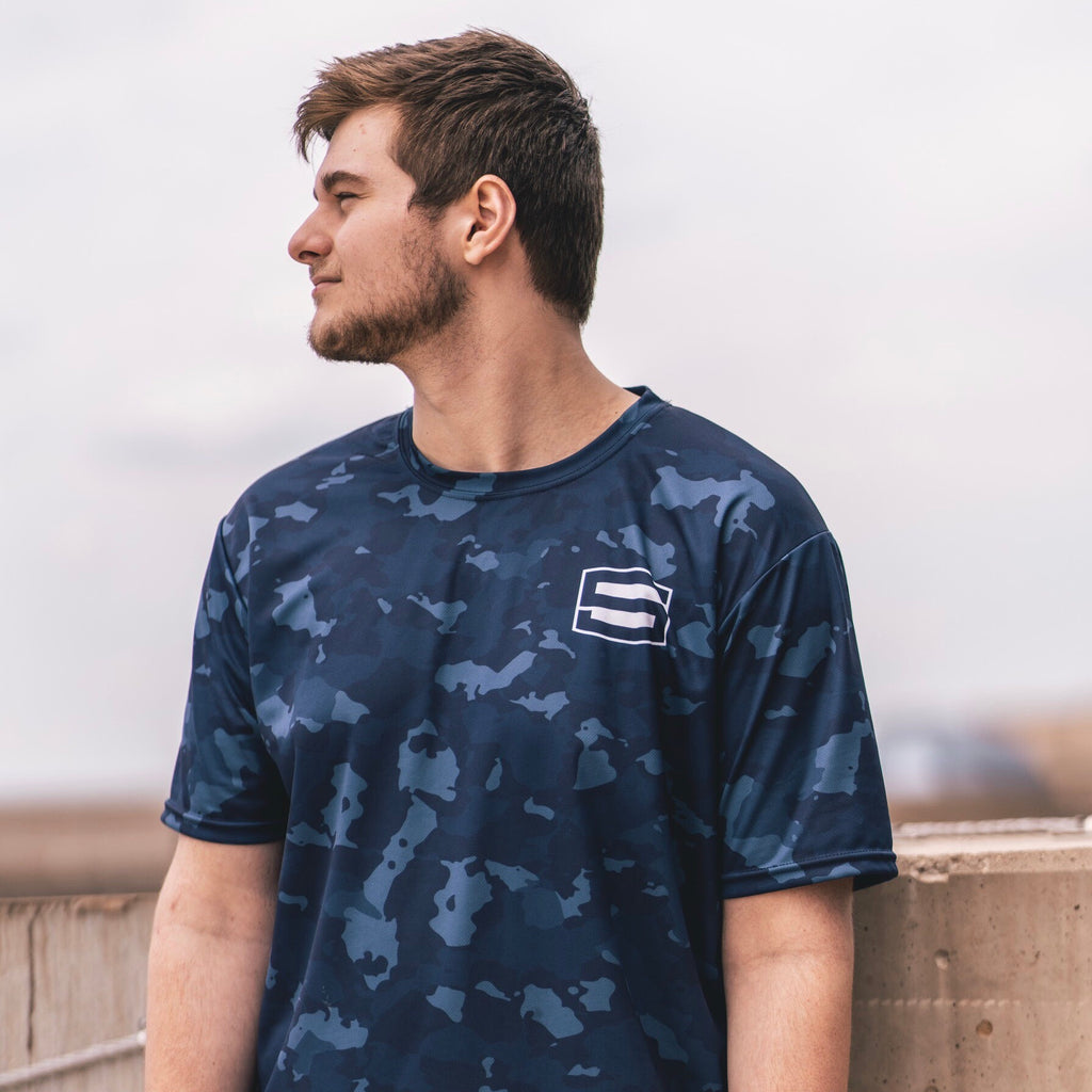 Sector Six Camo Performance Shirt