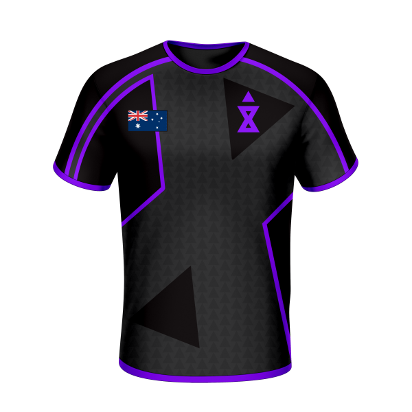 Incept Purple Jersey