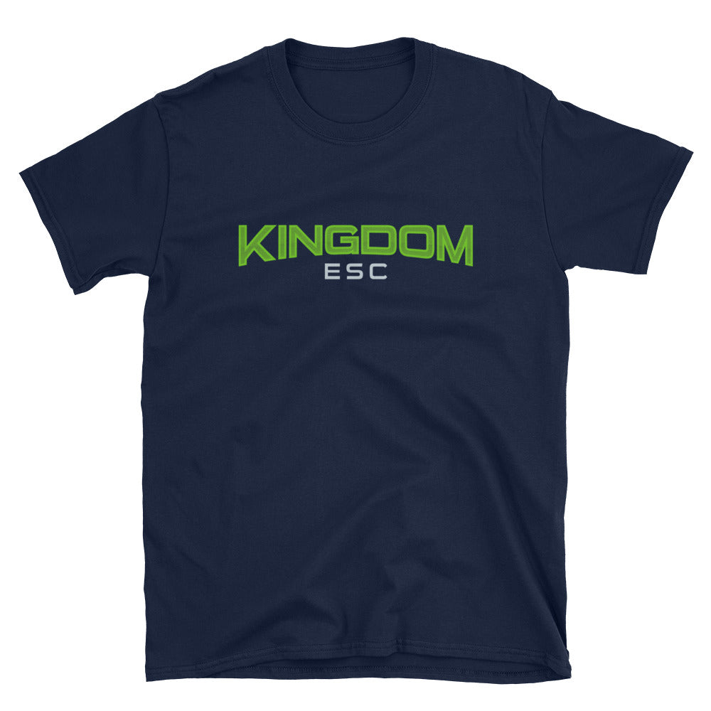 Kingdom ESC Text Shirt