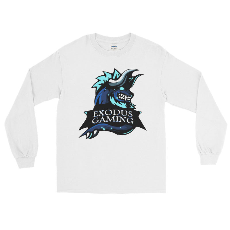 Exodus Gaming Long Sleeve Logo Shirt