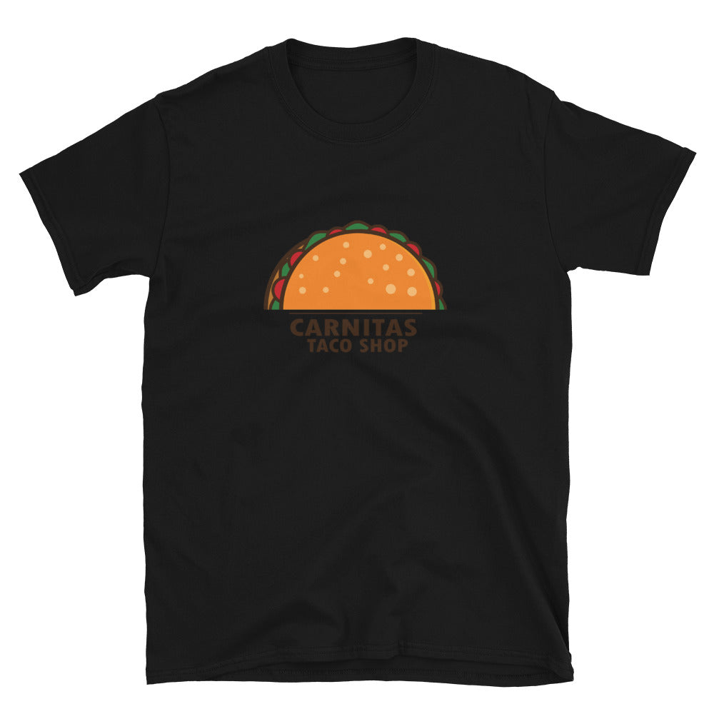 Carnitas Taco Shop Shirt