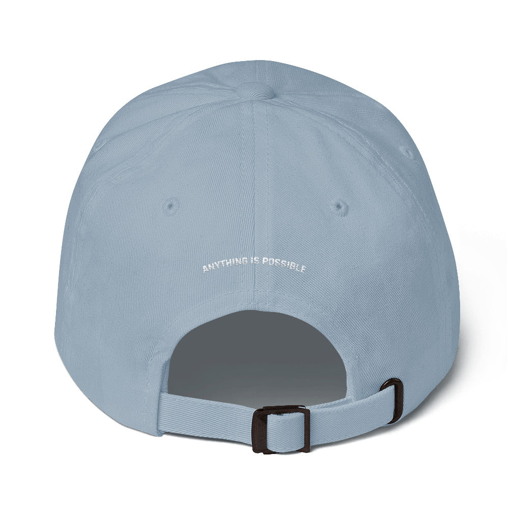 Possible Light Blue Dad Hat