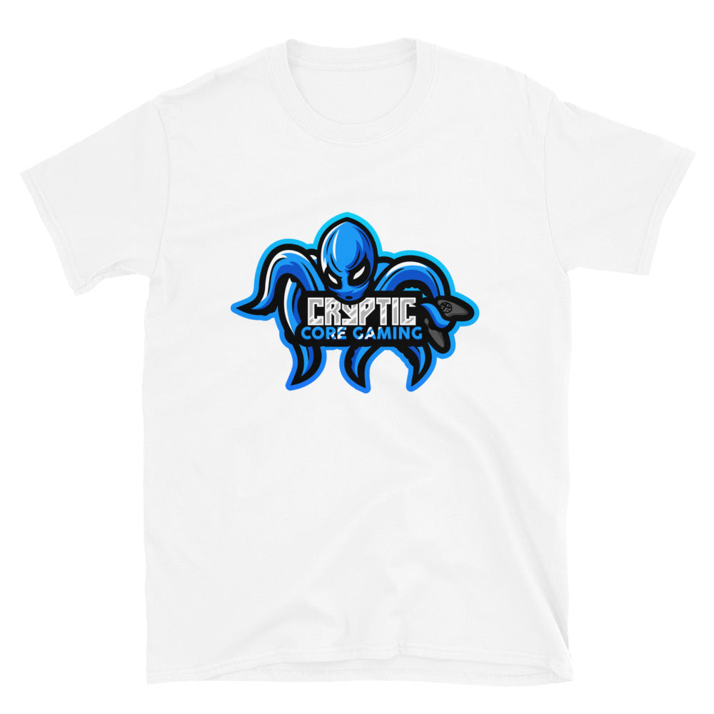 Cryptic Core Gaming Logo Shirt