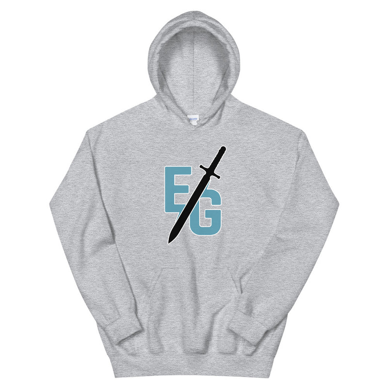 Encourage Gaming Logo Hoodie