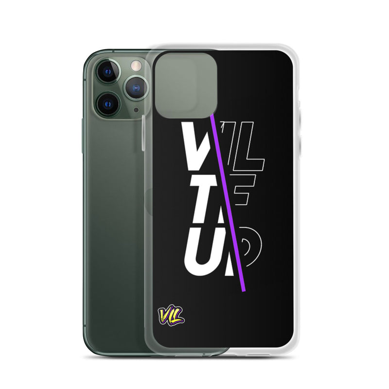 ViL iPhone Case - Black