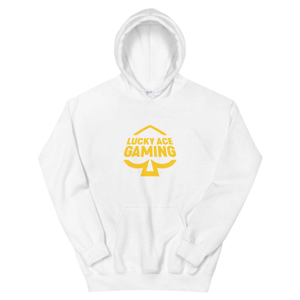 Lucky Ace Gaming Logo Hoodie