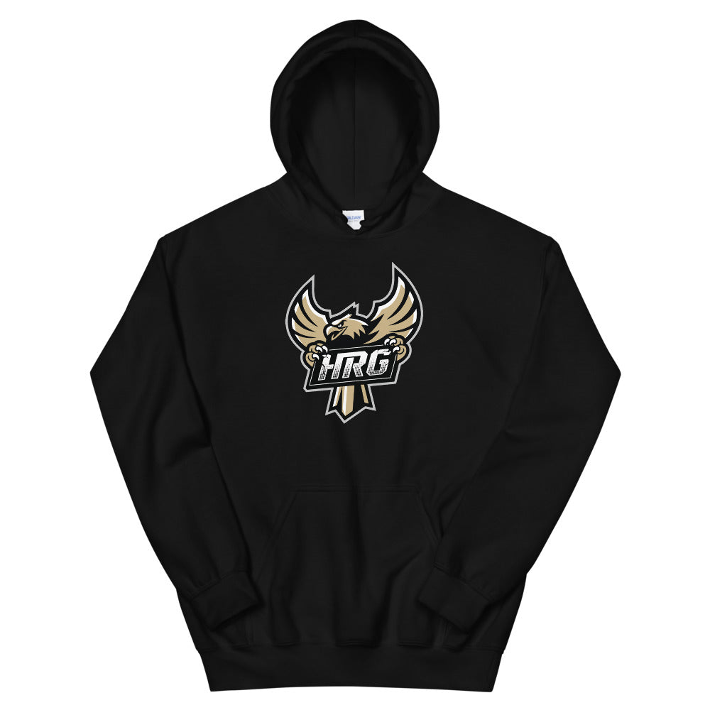 HighlyRated Gaming Logo Hoodie