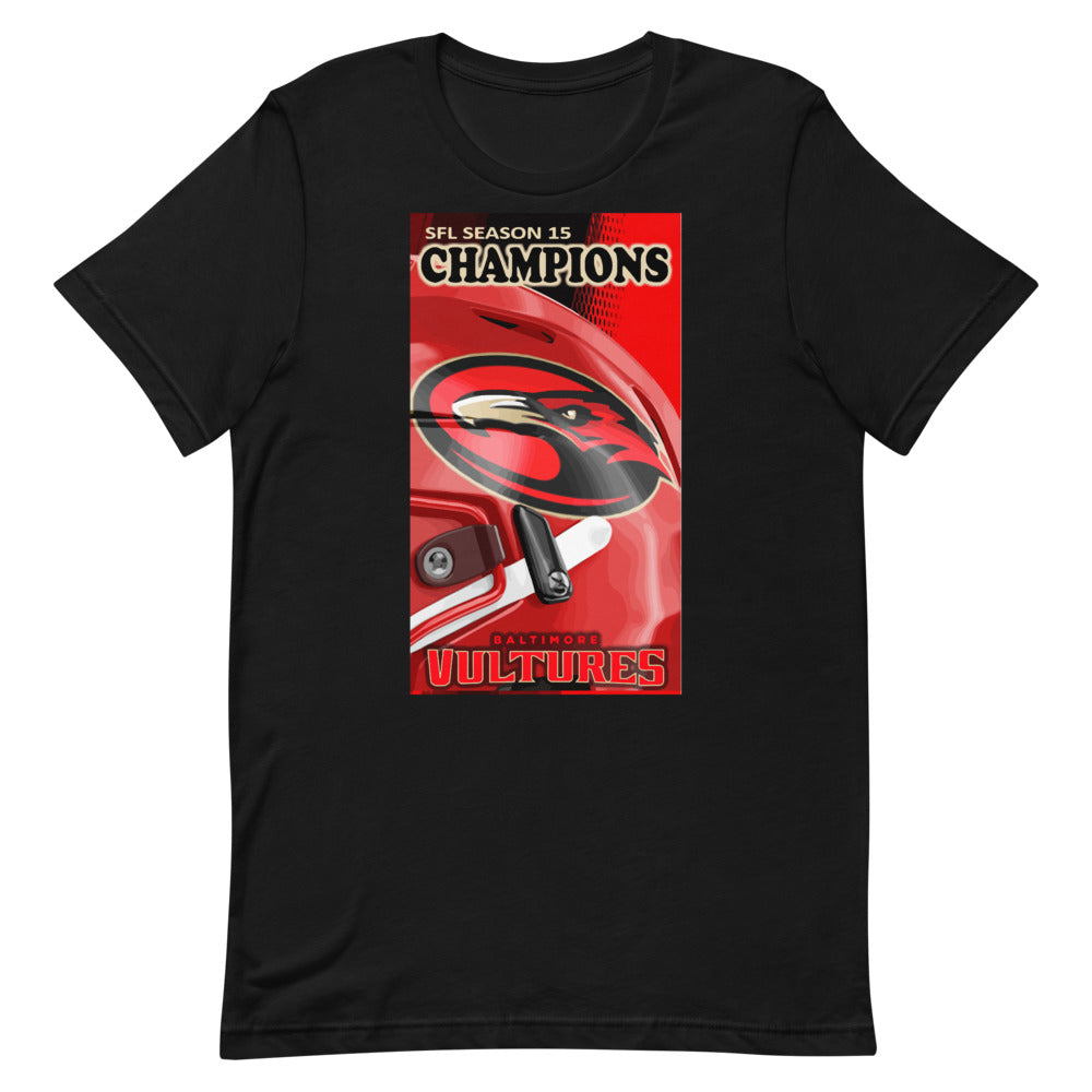Baltimore Vultures Alternate Champs Shirt