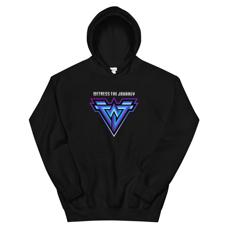 Witness The Journey Logo Hoodie