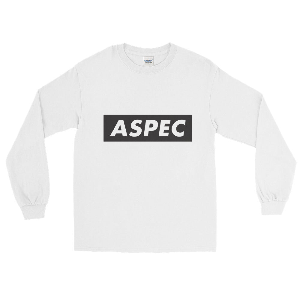 Aspec Logo Long Sleeve