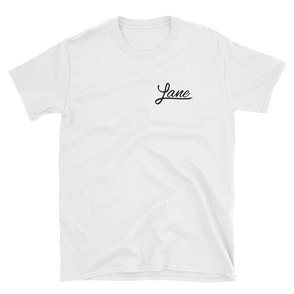 Lane Text Shirt