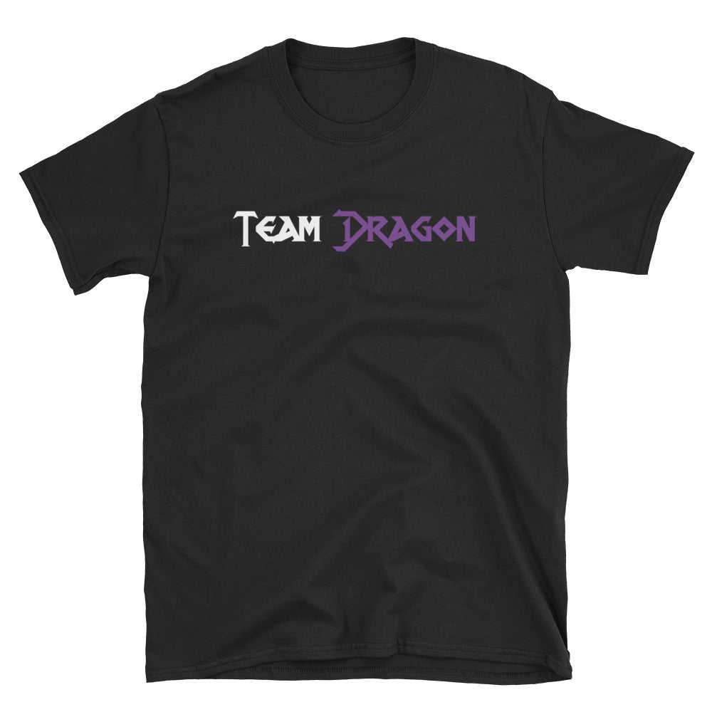 Team Dragon Text Shirt