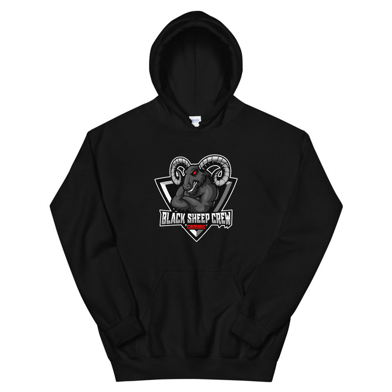 Black Sheep Crew Gaming Logo Hoodie