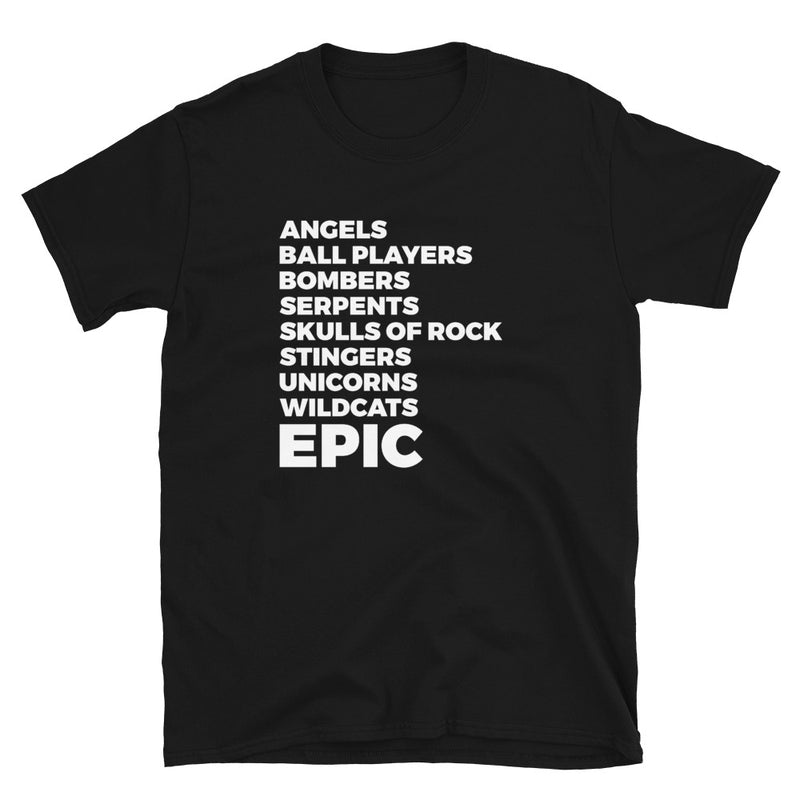 SSBL Conference List Shirt - Epic