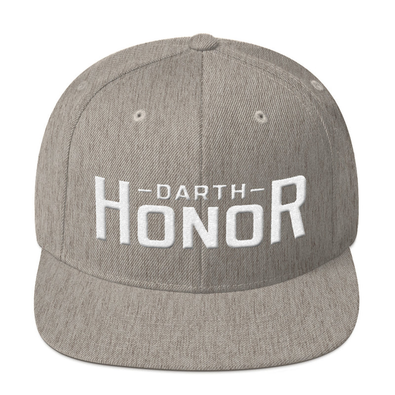 Darth Honor Snapback