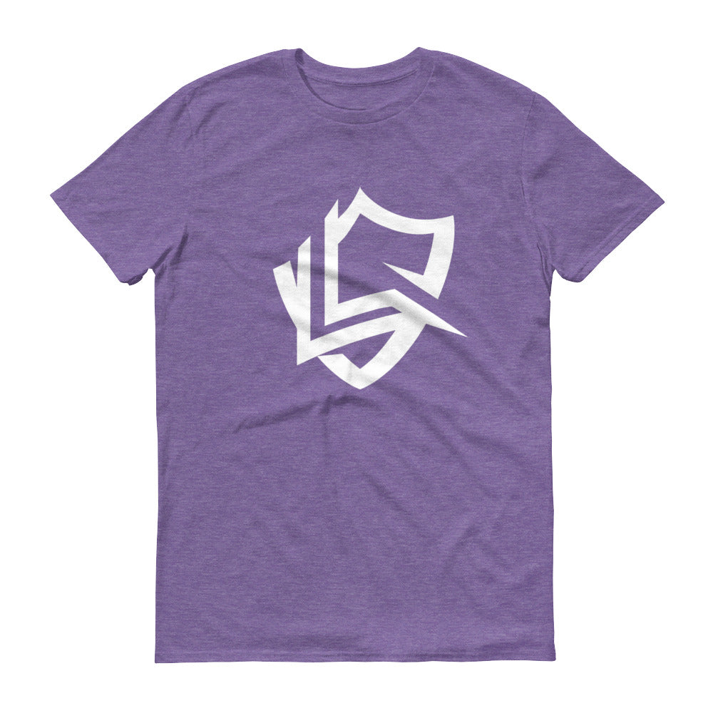 Lyra Purple Tri-Blend Logo Shirt