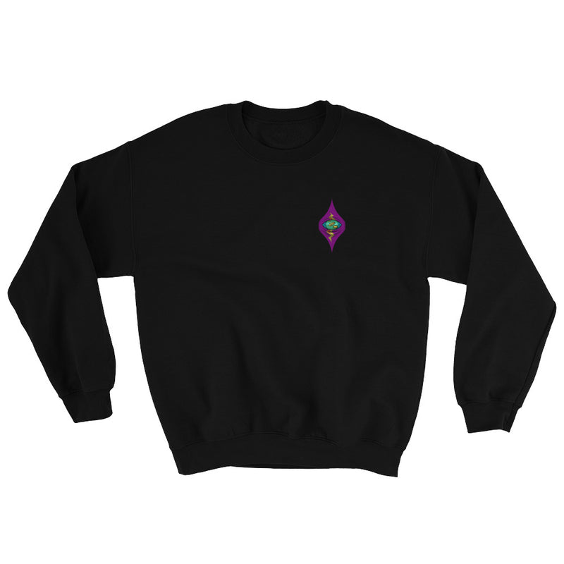 GOD Eye See Fortune Crew Neck
