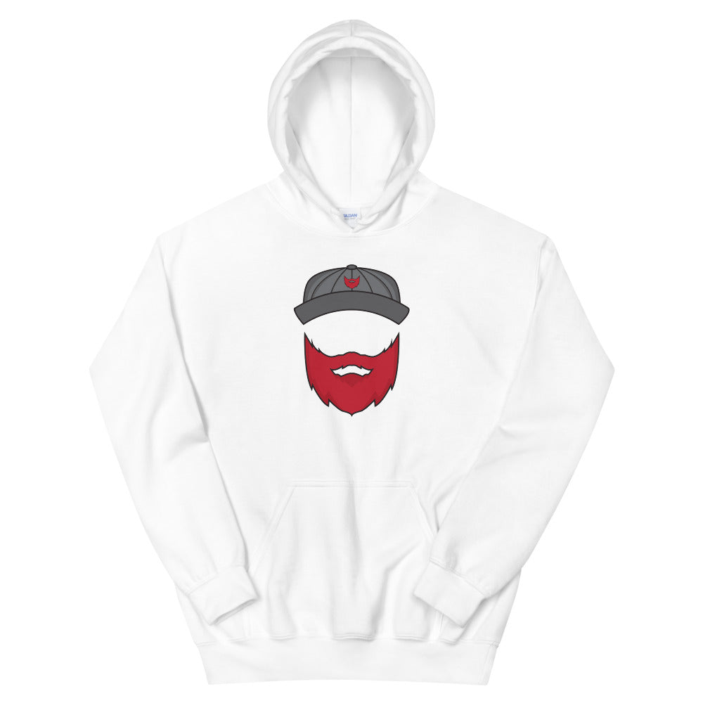 The Beard Gang Logo Hoodie
