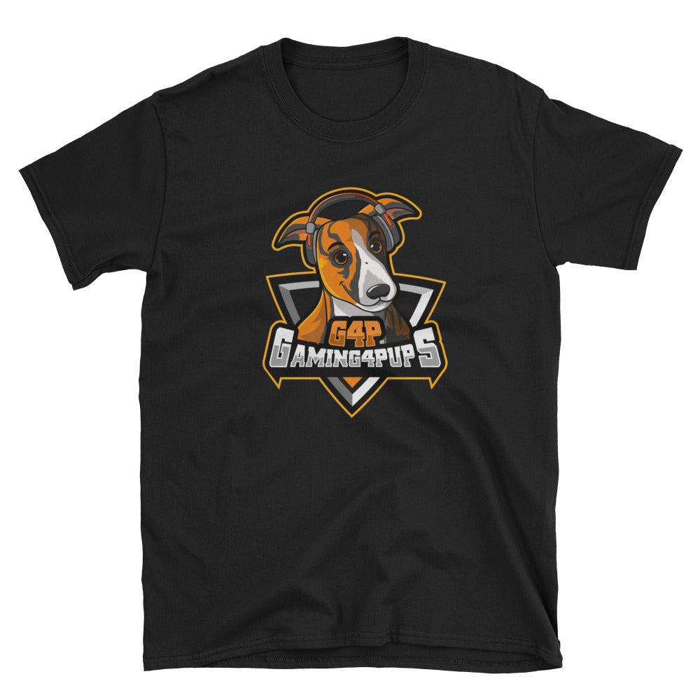 Gaming 4 Pups Logo Shirt