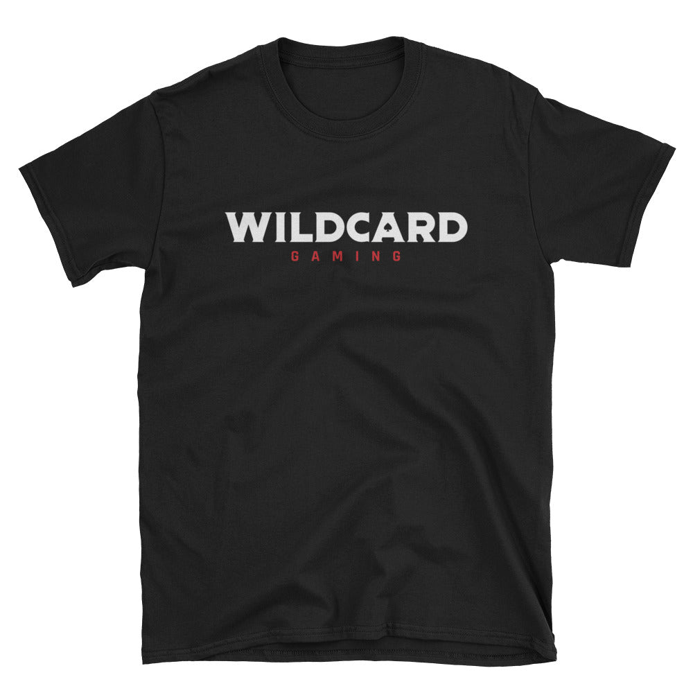 Wildcard Gaming Text Shirt