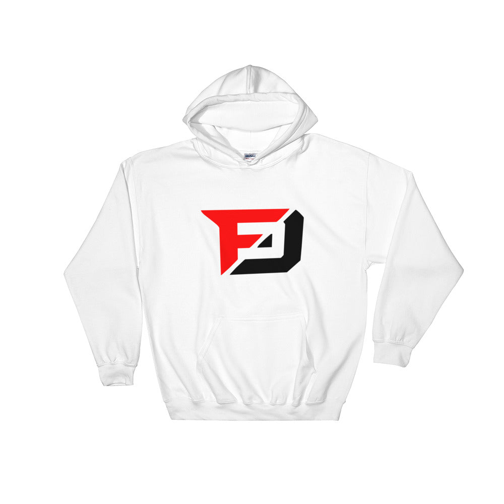 DeFy Opposition Logo Hoodie