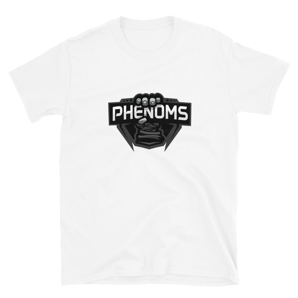Phenoms Black Logo Shirt