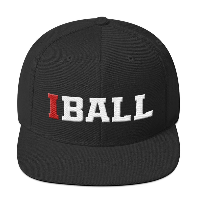 iBall Empire Snapback Hat