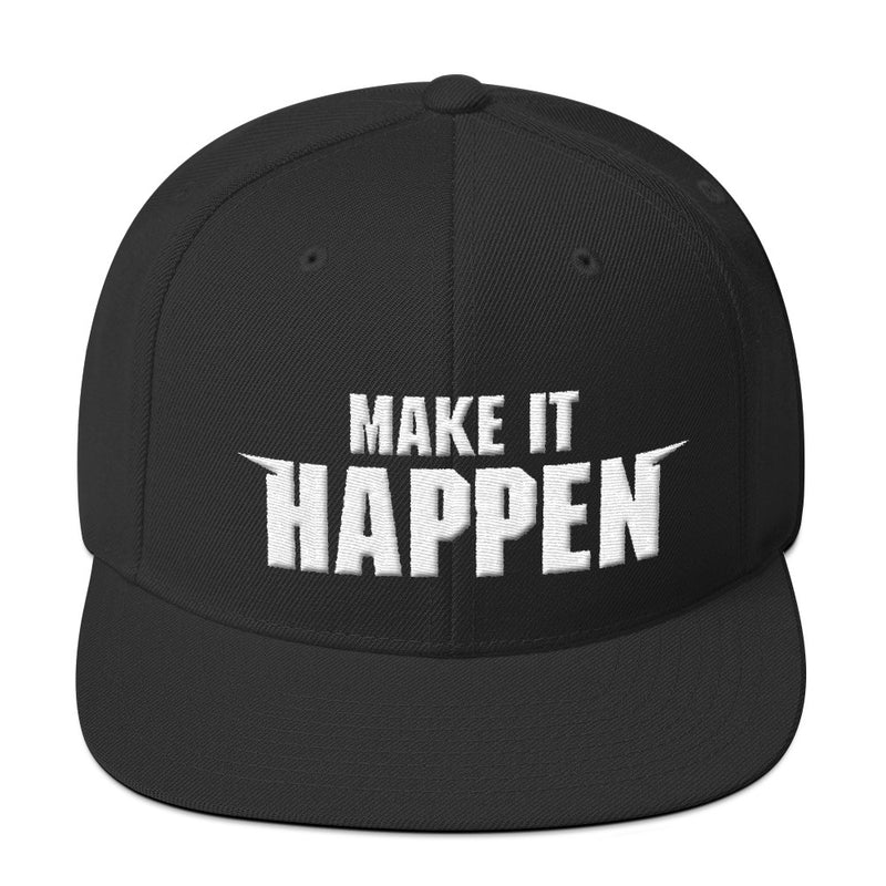 Make It Happen Snapback