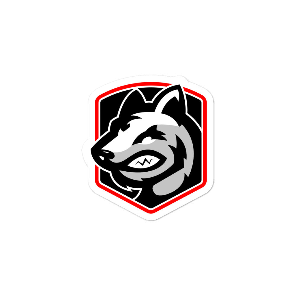 Wichita Wolves Sticker