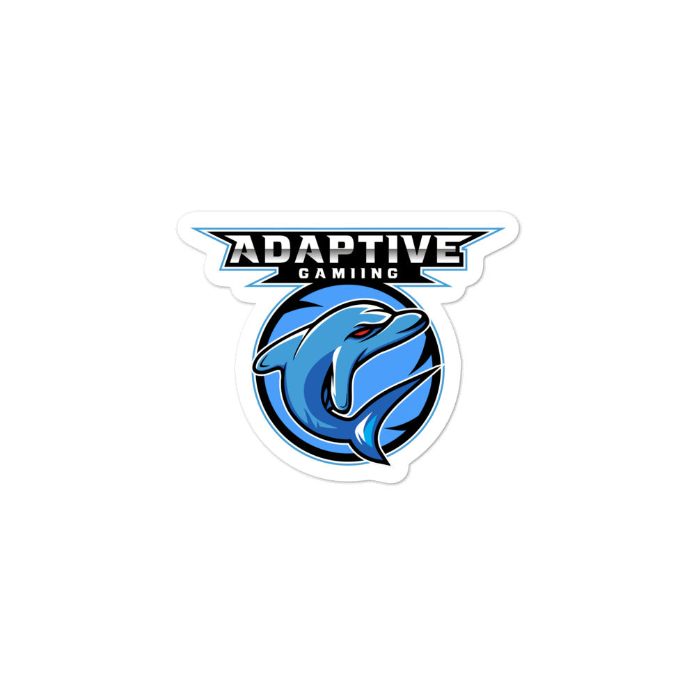 Adaptive Gamiing Stickers